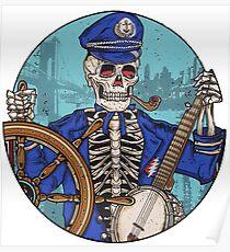Captain Dead Poster