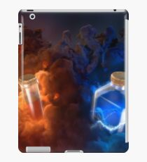 Poison Lightning Clash royale iPad Case/Skin