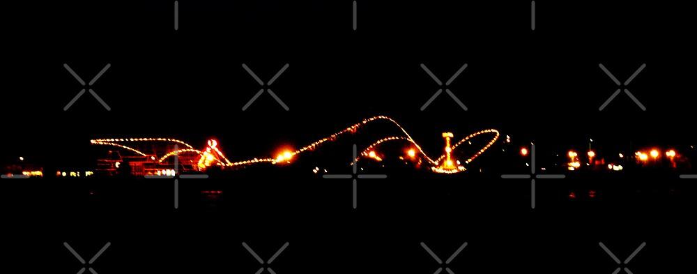 """""""the boardwalk"""" santa cruz, ca by msgigi"""
