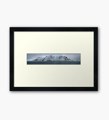 King George Island, Antarctica Framed Print