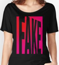 fake news today  Women's Relaxed Fit T-Shirt