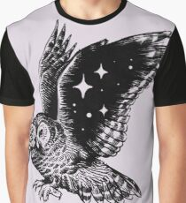 Night owl Graphic T-Shirt