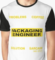 PACKAGING ENGINEER Graphic T-Shirt