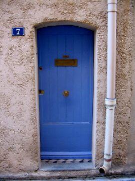 Blue Door by steve7july