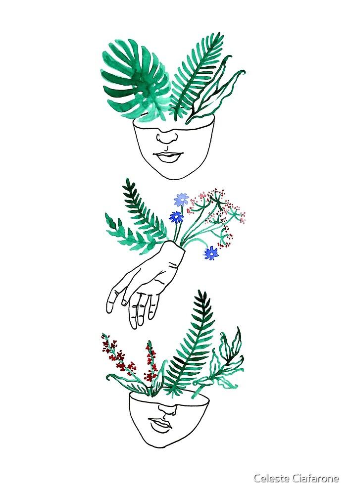 Flora und Fauna von Celeste Ciafarone