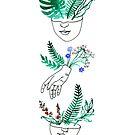 «Flora y fauna» de Celeste Ciafarone