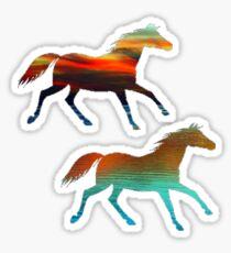 Wild Sprint Sticker