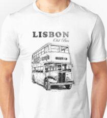Lisbon - Old Bus Unisex T-Shirt