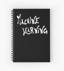 Machine Learning Spiral Notebook
