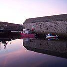 Inside Hays Dock by NordicBlackbird