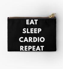 Cardio, Fitnessraum, trainieren Täschchen