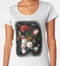 de Heem Premium Rundhals-Shirt