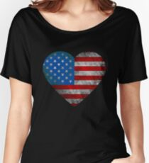 4th of July tee Women's Relaxed Fit T-Shirt