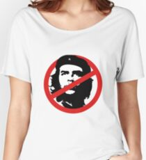 No Che Guevara Women's Relaxed Fit T-Shirt