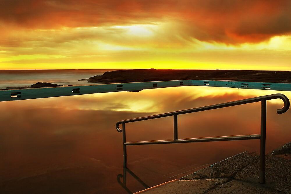 Whale Beach Sunrise by TimboDon