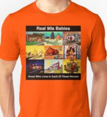 Real 90s babies Unisex T-Shirt