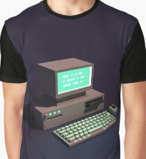 Retro Computer Graphic T-Shirt