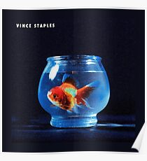 Vince Staples - Big Fish Theory Poster