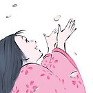 Princess Kaguya by Ednathum