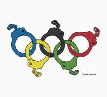 Five handcuffs