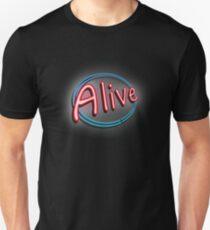 Alive neon. T-Shirt