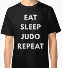 Judo,martial art Classic T-Shirt