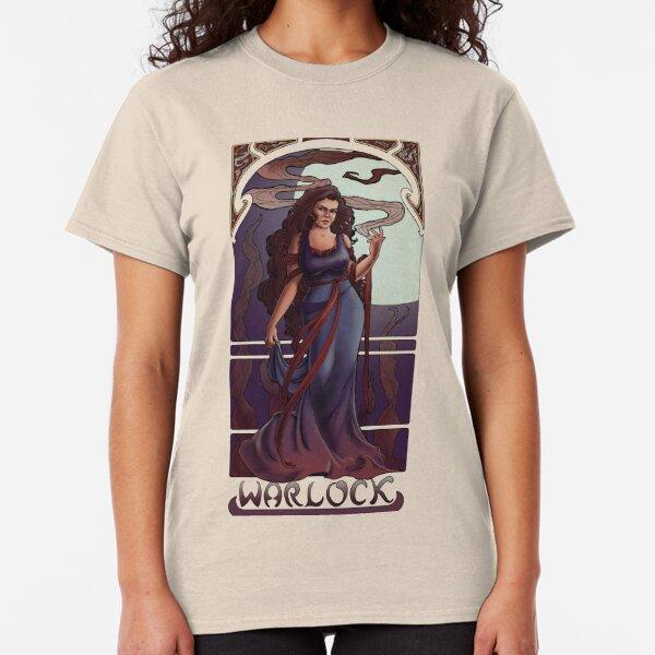 La Démoniste - The Warlock Classic T-Shirt