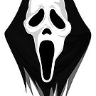Ghostface - Scream Mask by thecreepstore