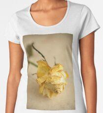 Yellow Rose Women's Premium T-Shirt