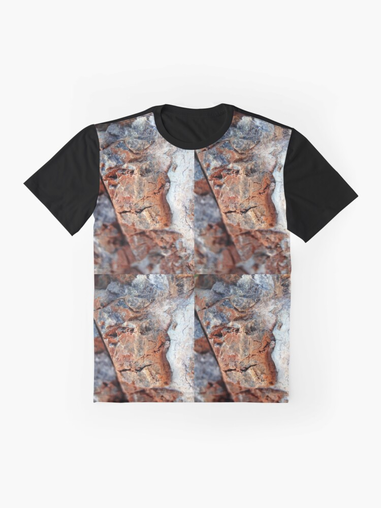 Alternate view of Chiseled Graphic T-Shirt