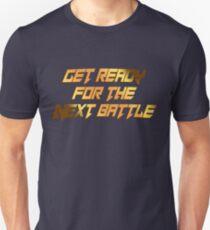 tekken - get ready Unisex T-Shirt