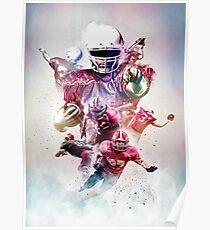 Football US Poster