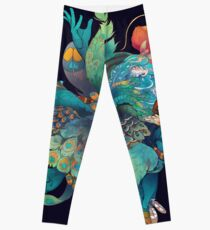 Flamboyancy Leggings
