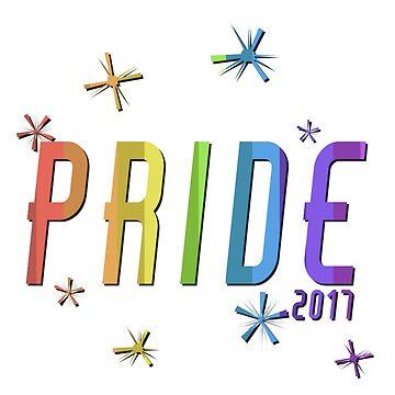 LGBT Pride 2017 by sewqueerdesigns