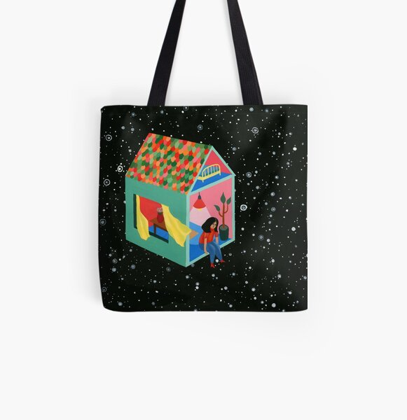 Float All Over Print Tote Bag