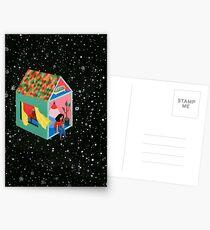 Float Postcards