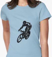 Time Trial Women's Fitted T-Shirt