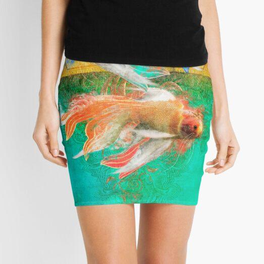Splendiferous Mini Skirt