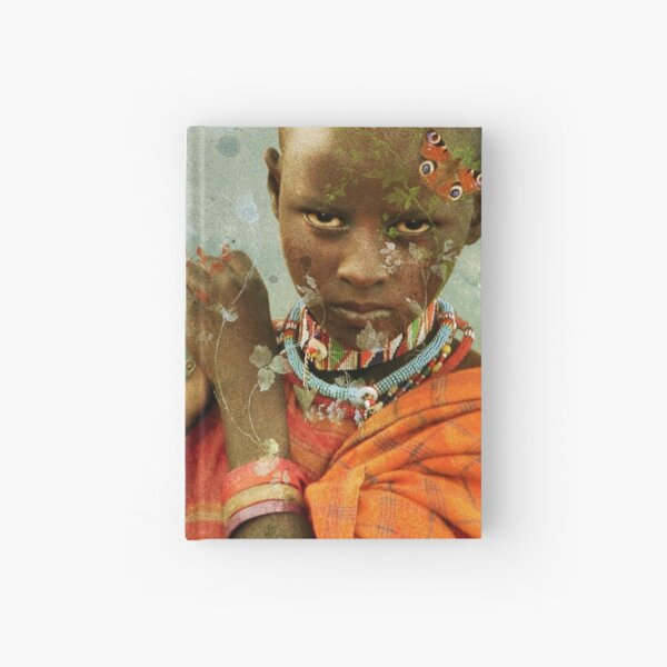 Kenya Hardcover Journal