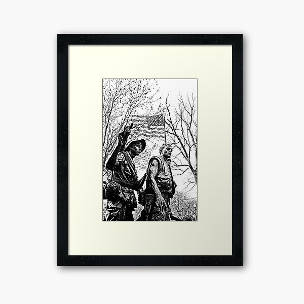 Band Of Brothers Framed Prints Redbubble