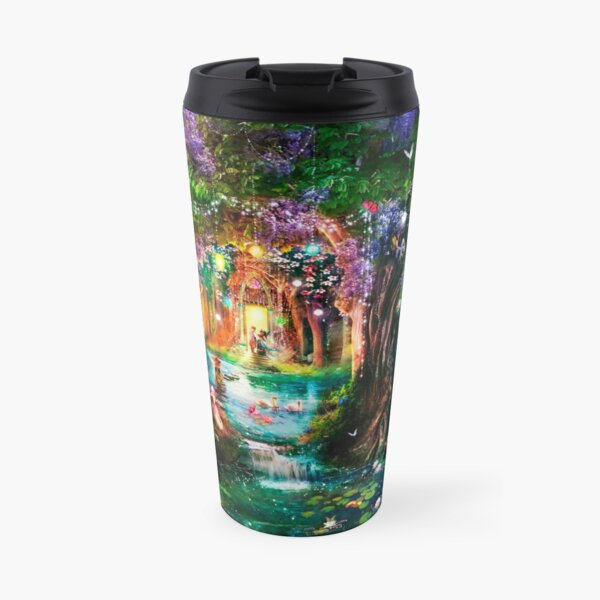 The Butterfly Ball Travel Mug