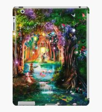 The Butterfly Ball iPad Case/Skin