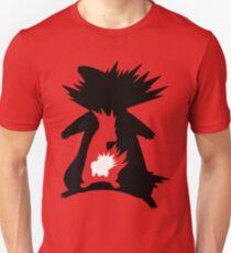 Cyndaquil Evolution T-Shirt T-Shirt