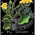 My Garden of Flowers by Genchaii
