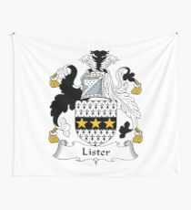 Lister  Wall Tapestry