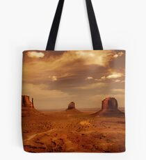 Earth's edge Tote Bag