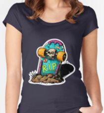R.I.P. Women's Fitted Scoop T-Shirt
