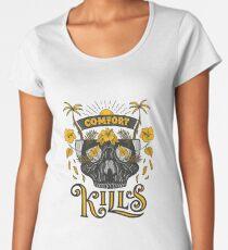 Comfort Kills Women's Premium T-Shirt