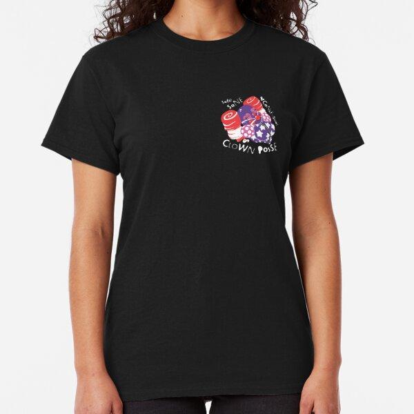 Clown Posse Small Logo Classic T-Shirt