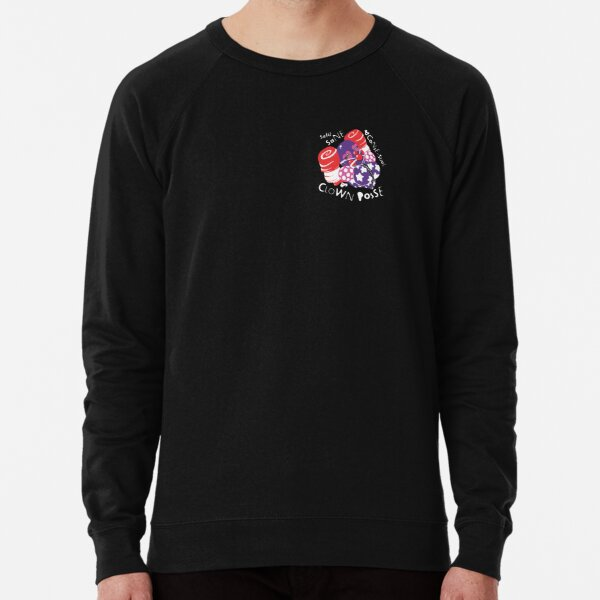 Clown Posse Small Logo Lightweight Sweatshirt